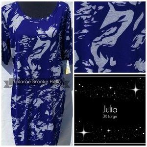 LuLaRoe Julia 3XL